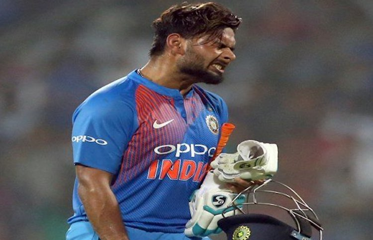 INDvAUS: Rishabh Pant injured in first one-day mat
