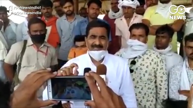 MP: BJP MLA Opens Front Against Party's Minister O