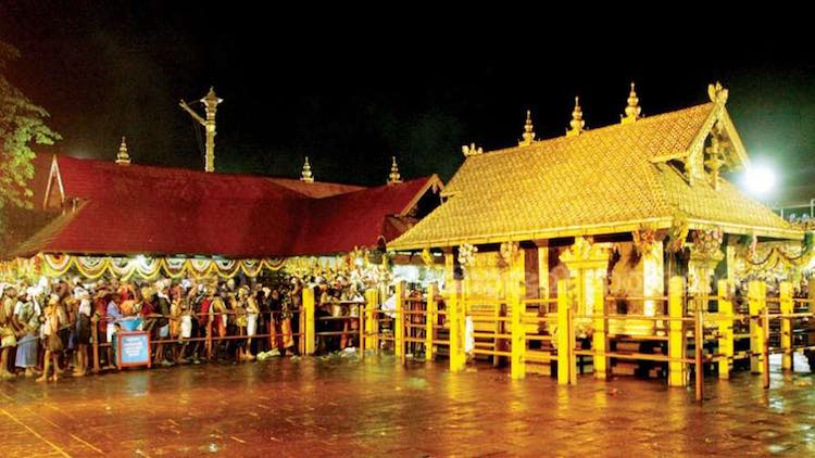 Sabarimala Temple Opens Today Amid Row Over Entry