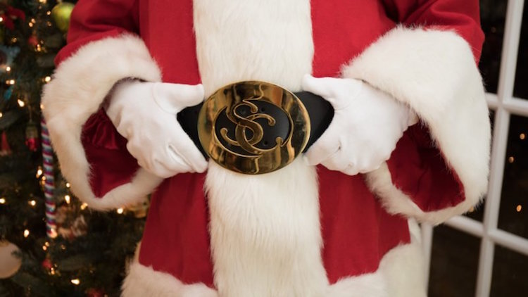 How Did Santa Become Red?