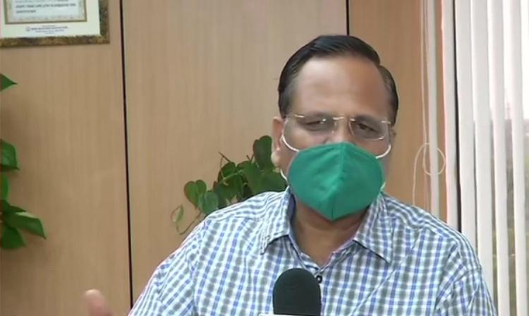 Delhi Health Minister Satyendra Jain Admitted To H