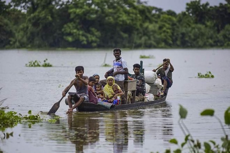 Bihar Floods Claim 18 Lives, Over a Million Affect