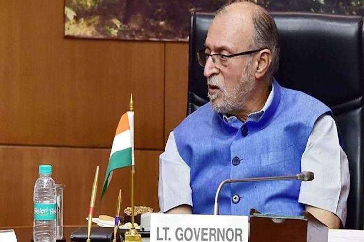Delhi Covid-19 Big News! LG Anil Baijal changes qu