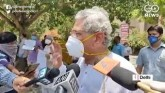 CPI(M) Protests Against Govt Policies, Demands Cas