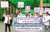 Delhi: 40 nurses lost their jobs due to financial