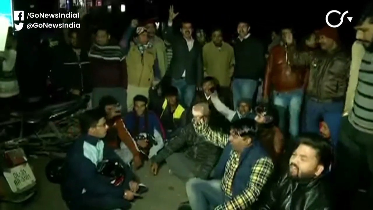 Political War Breaks Out Over JNU Attack