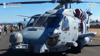 India Green Signal To 24 Seahawk Helicopters From US