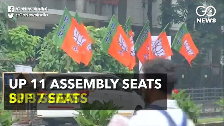 BJP Fails To Score Big In Bypolls
