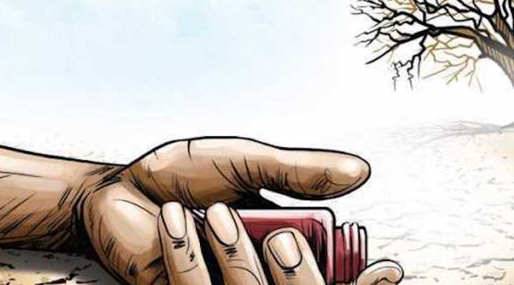 Farmers' suicide increased once again in Maharasht