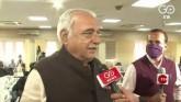 Bhupendra S Hooda Calls 'Bharat Bandh' Successful