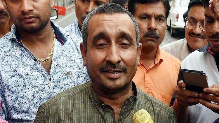 Unnao Rape Case: Expelled BJP MLA Kuldeep Sengar C
