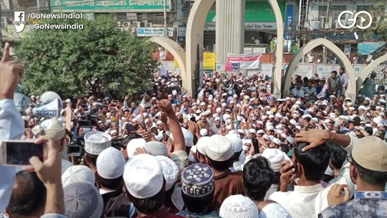 Protests Against Delhi Riots In Afghanistan And Ba