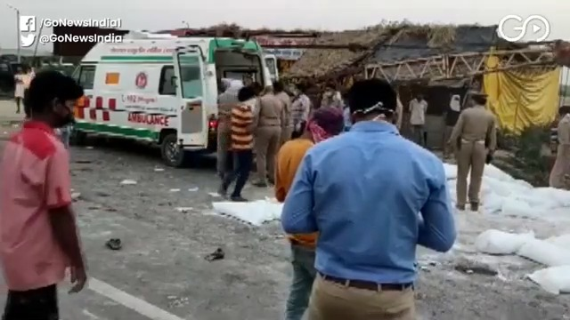 BSP And SP Flay Yogi Govt Over Death Of Migrants I