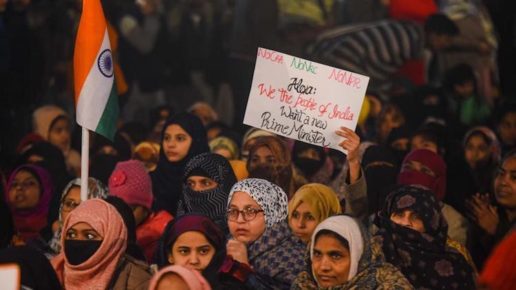 CAA/NRC: Day 46 At Shaheen Bagh