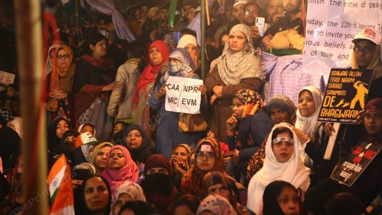 Shaheen Bagh Anti-CAA, NRC Protest Enters Day 63