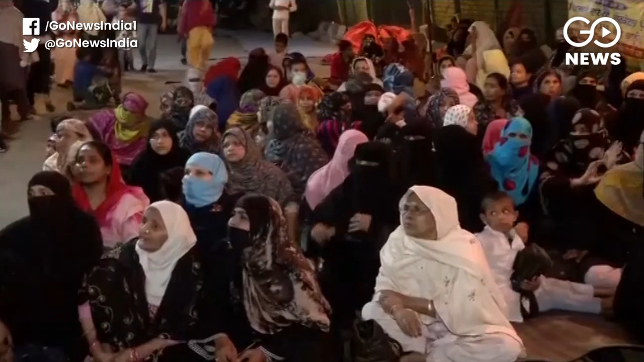 Shaheen Bagh Sit-In Continues Despite COVID-19