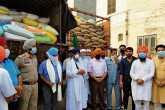 Muslims Offer 330 Quintals Of Wheat To Keep Golden