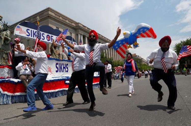 Sikhs Will now be counted as separate ethnic group