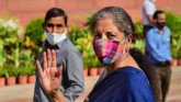 Amid Pandemic, Economy Did Shrink But Govt Spent L
