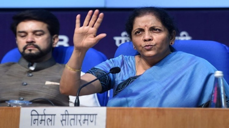 Sitharaman Refutes Rahul Bajat Over 'Atmosphere Of
