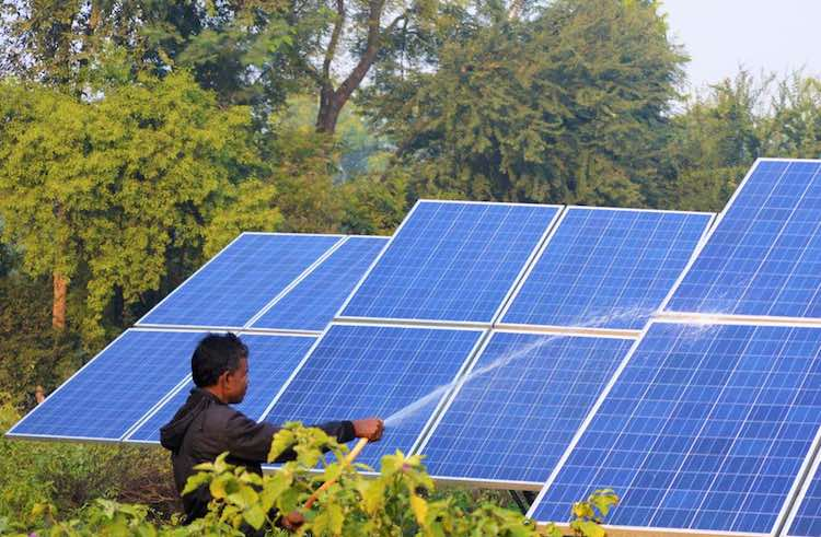 Fear of solar energy targets to fall by 42%: CRISI