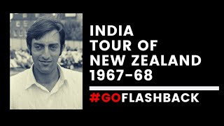 GoFlashback - India's First Overseas Test And Seri
