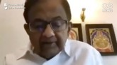 Chidambaram Raises Question Over PM Modi's 'No Int