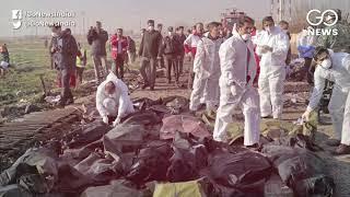 Ukrainian Airline Crash: US, Canada Blames Iran
