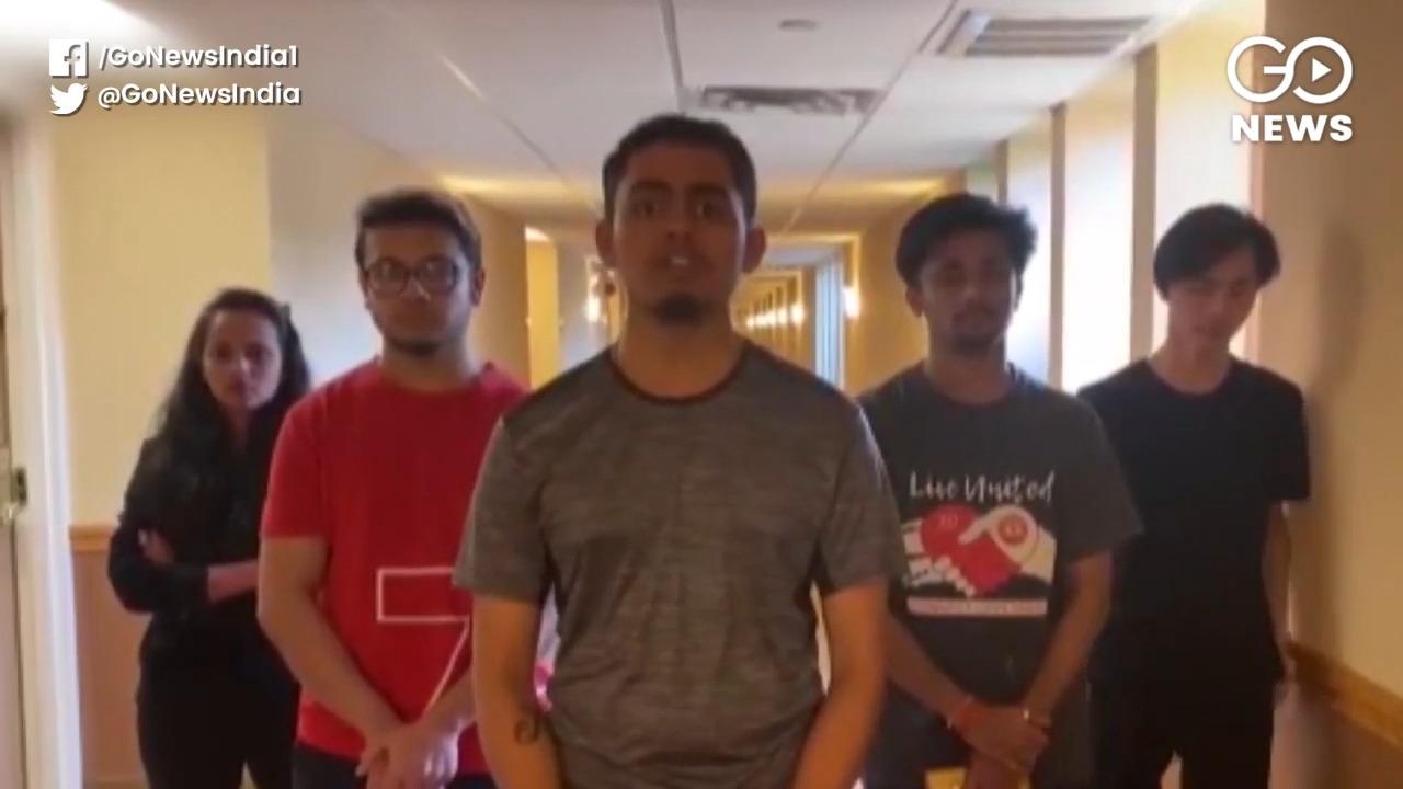 Indian Students Stuck In US Seek Govt's Help In Ev
