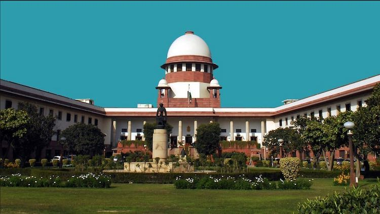Five judges of Supreme Court to hear on section 37