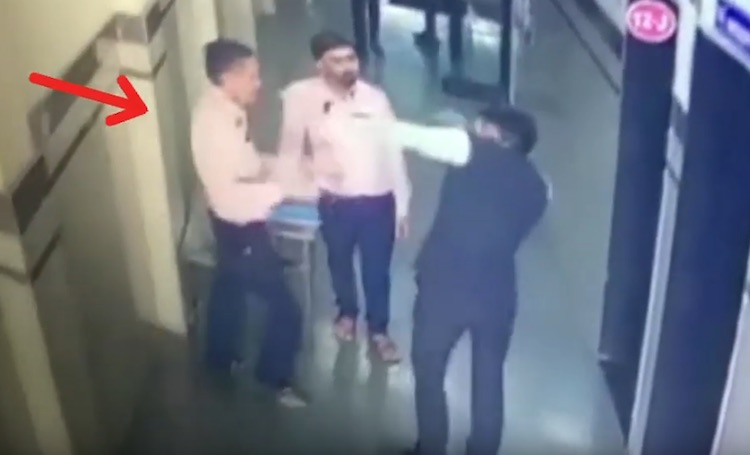 VIDEO: Uproar in Surat's school, parents beaten up