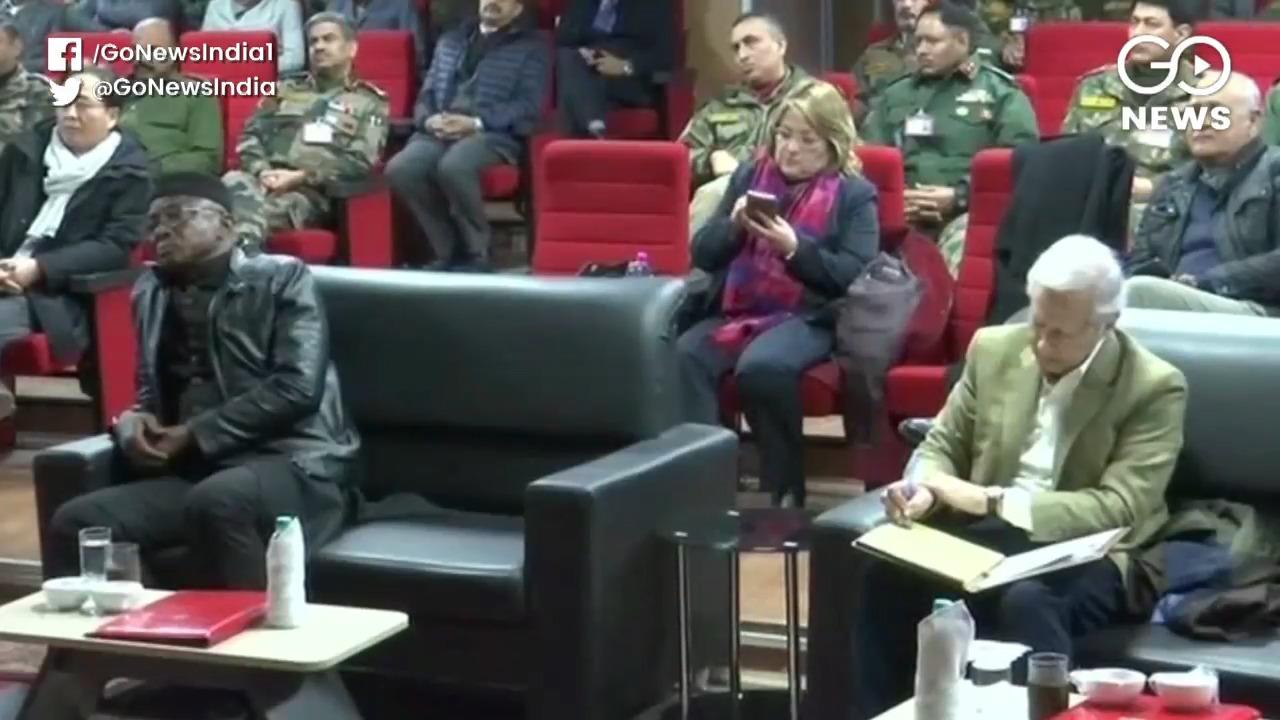Foreign Envoys Delegation In Kashmir, EU Stays Awa