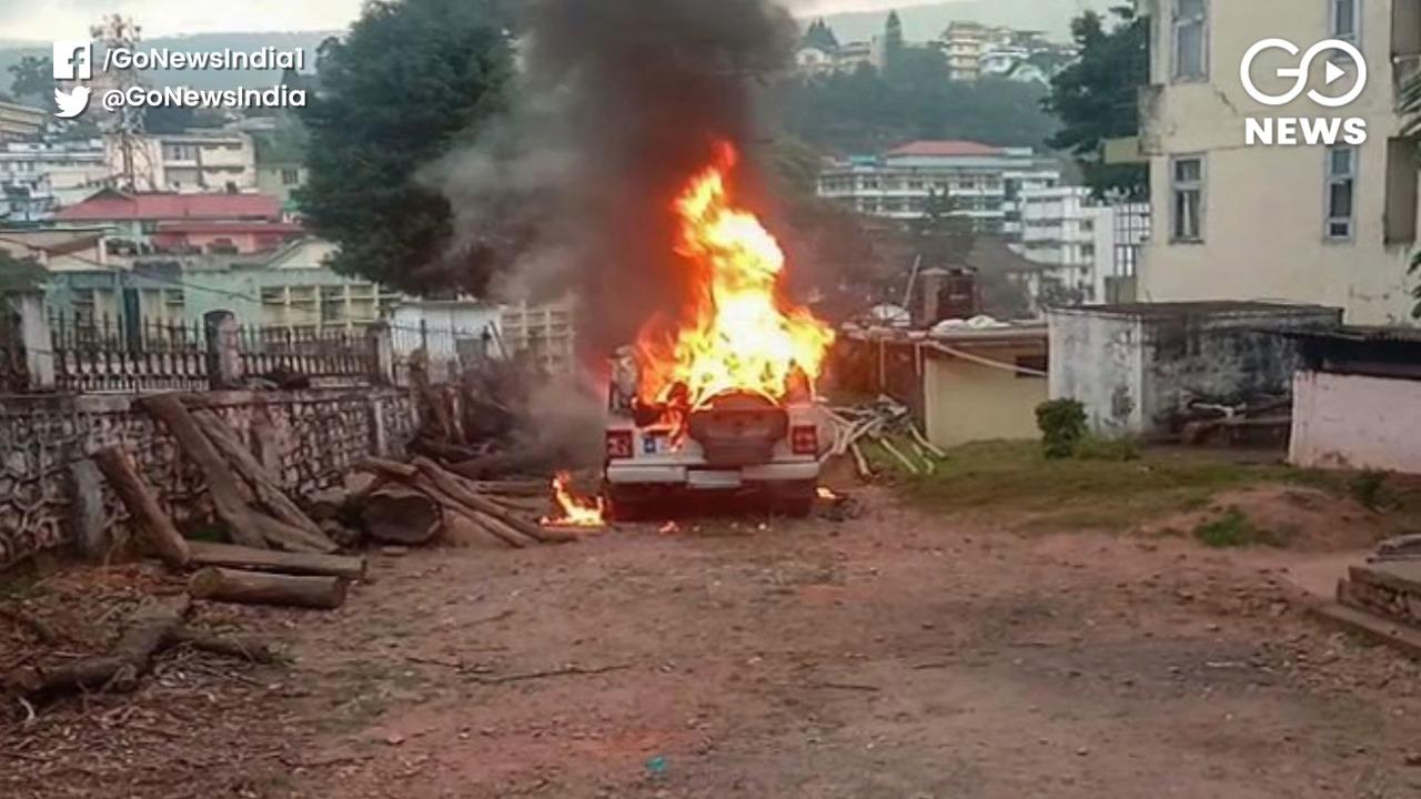 CAA Clashes In Meghalaya, Curfew In Shillong