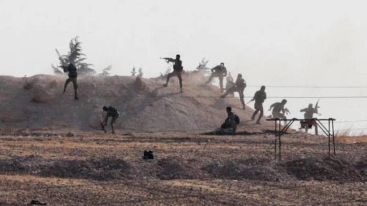 Turkey-Syria Offensive
