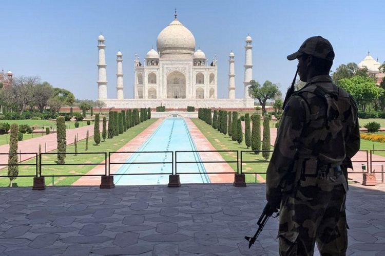 Taj Mahal To Remain Closed As Other ASI Monuments