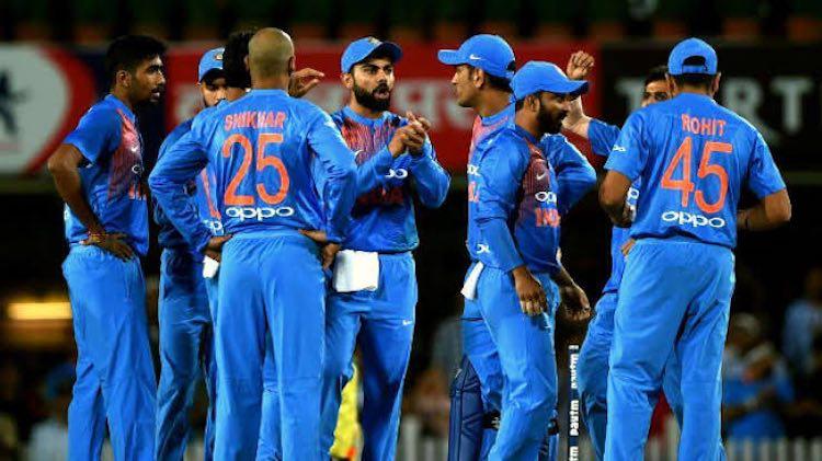 2020: Team India Faces Sri Lanka And Australia In