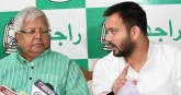 Will Tejashwi Sail Through Election With Father La