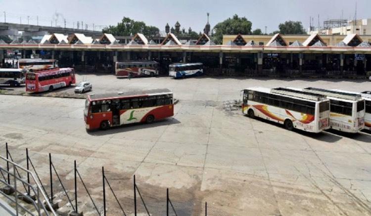 TELANGANA ROAD TRANSPORT STRIKE TAKES TURN FOR THE