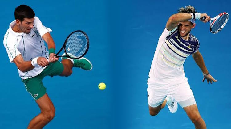 Australian Open Men's Final: Novak Djokovic Vs Dom
