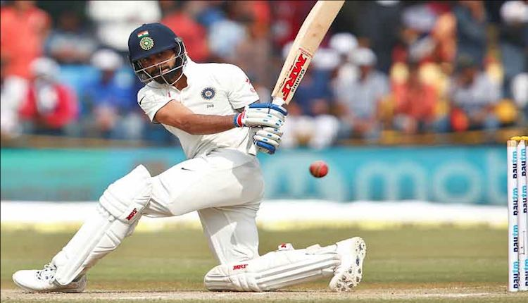 Stage Set For Ind Vs New Zealand 2nd Test At Chris