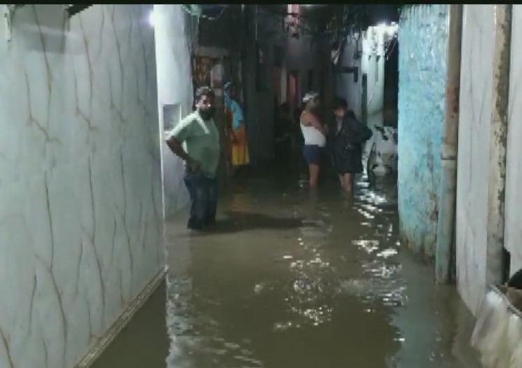 MP: Few Hours Of Rain Leads To Waterlogging In Jab