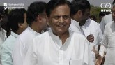 Ahmed Patel Laid To Rest At His Native Village, Ra