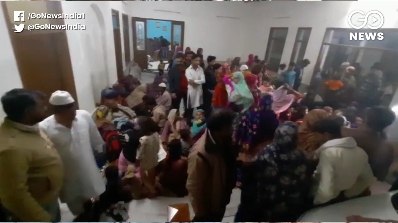 Indira Vihar House Turns Relief Camp For Over 300