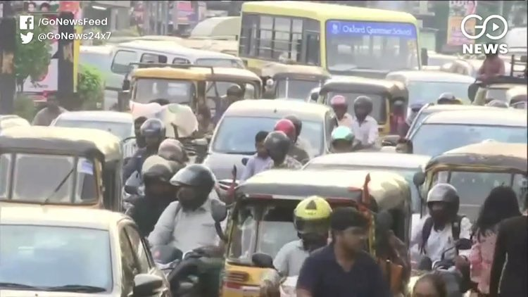 Indian Police Foundation Shares Traffic Awareness