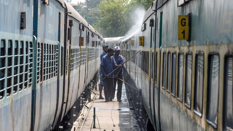 Centre Agrees To Run Special Trains For Migrants