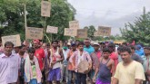 Indigenous Residents Protest Huge Coal Mine Plan I
