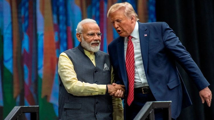 Trump's India Visit- Attempt To Lure Diaspora In U