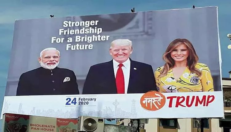 Trump will arrive in Ahmedabad today for a two-day