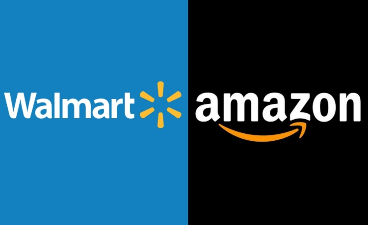 Amazon And Walmart Make Hay As Businesses Suffer G