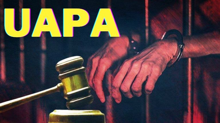 Rise In UAPA Arrests, 75% Cases Have No Chargeshee
